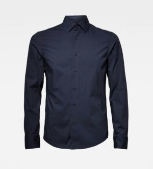 core super slim shirt logo
