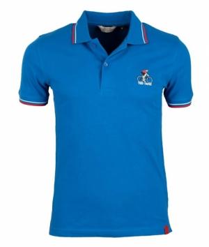 S20 polo true blue logo