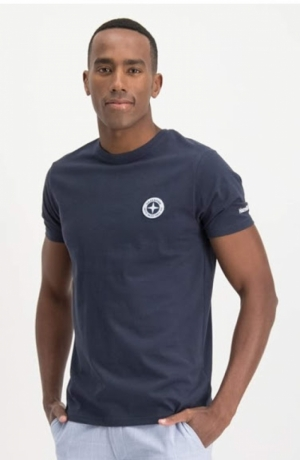 T-shirt logo embro logo