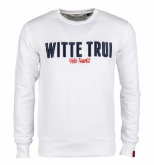 sweatshirt white logo