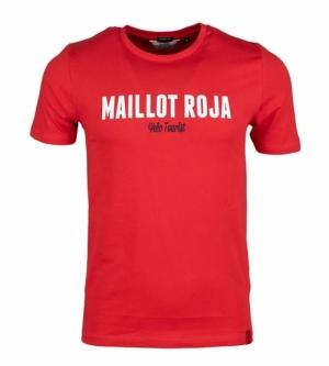t-shirt fire red logo