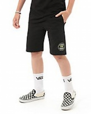 short fle checker BLK Boy logo