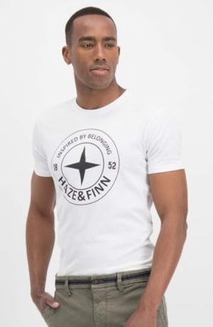 t-shirt tee logo circle logo