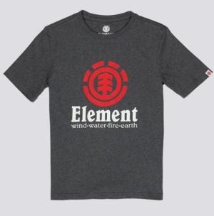 t-shirt verticale boys logo