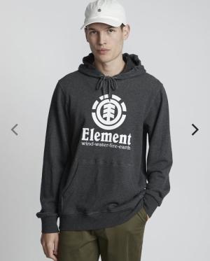 hoodie verticale ft kap logo