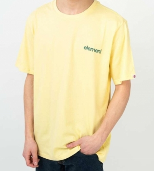 t-shirt coretta ss popcorn logo