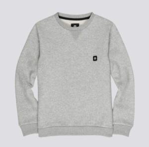 sweat cornell class boy grey H logo