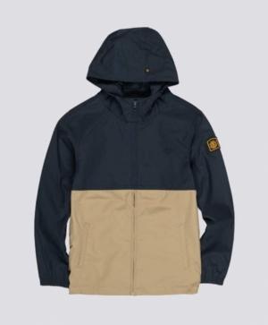 jacket alder light 2t boy navy logo
