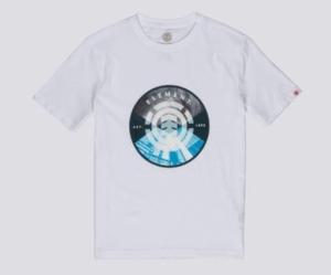 t-shirt aiken boy white logo