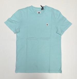 t-shirt zonnig ss cr ca blue logo