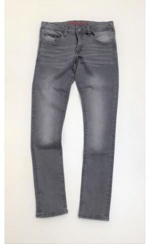 jeans Nolan 9700 grey logo
