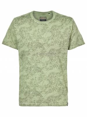 T-shirt SS-R-neck 6118 Rucola logo