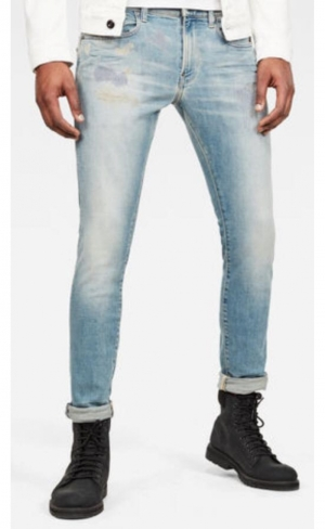 jeans Revend Skinny V C B Rest logo