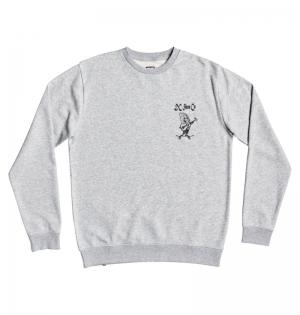 sweater taco teusday grey H logo