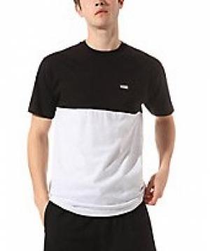 T-shirt colorblock logo
