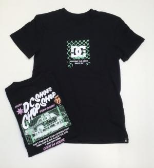T-shirt DC chop chop logo