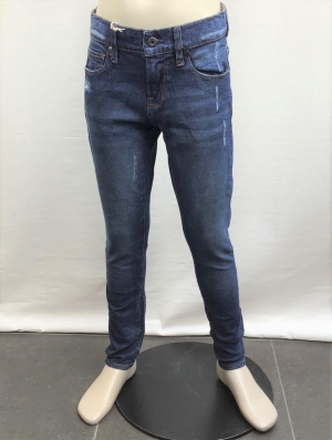 Jeans 3301 tapered logo