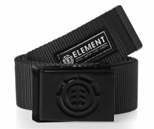 Beyond belt all black logo