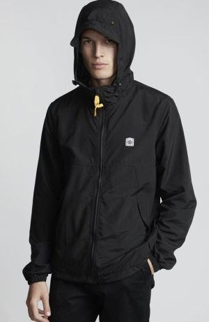 Jacket black logo
