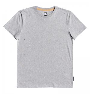 T-shirt cresdee grey heather logo