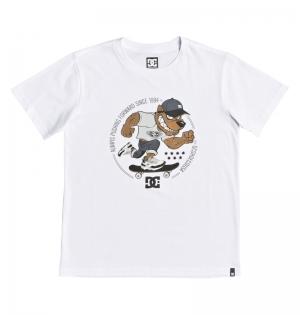 T-shirt boy pitbowl White logo