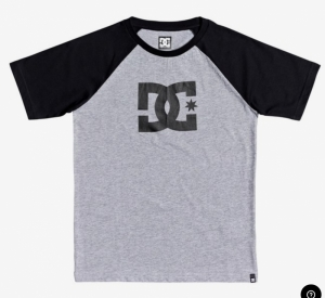 T-shirt Boy star 2 raglan logo
