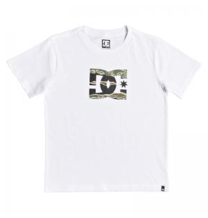 T-shirt Boy star 3 WHT logo