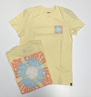 T-shirt shattered sunlight logo