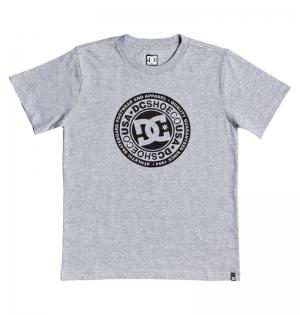 T-shirt Boy Circle star 3 logo