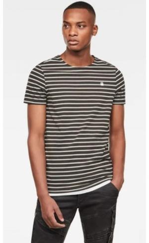 T-shirt xartto sea stripe logo