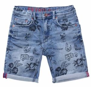 short jeans 5701 light used logo