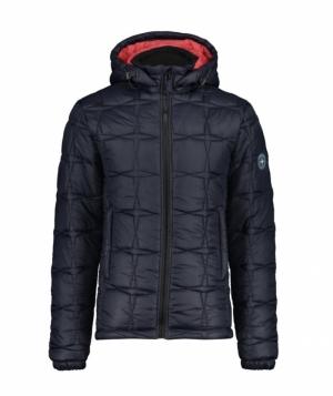 Jacket puffer logo