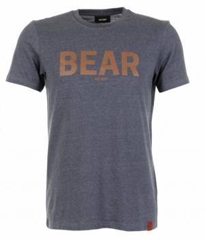 T-shirt navy logo
