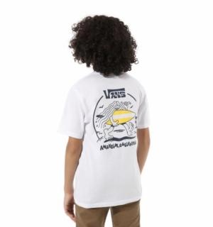 t-shirt wheres the beach logo