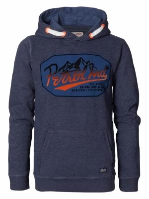 hoodie deep capri logo