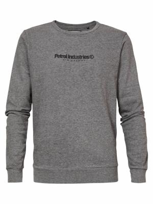 sweater light slate melee logo