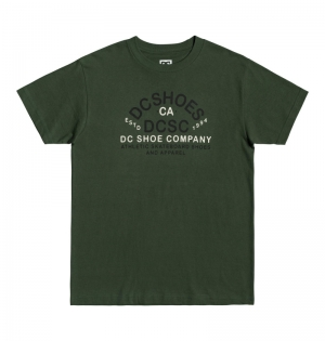 T-shirt s-s common ground logo