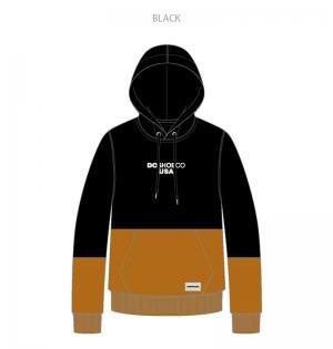 Hoodie downing ph black logo
