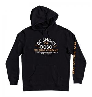 Hoodie built not bought black logo