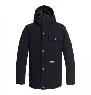 Jacket servo black logo