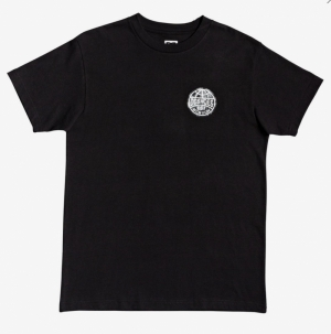 T-shirt s-s around the globe  logo