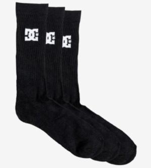 Socks 3 pack assorted logo
