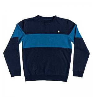 Sweater riot colorblock logo