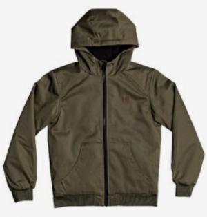 Jacket earl padded boy logo
