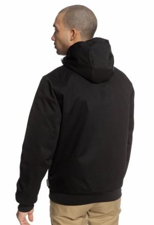 jacket Ellis padded logo