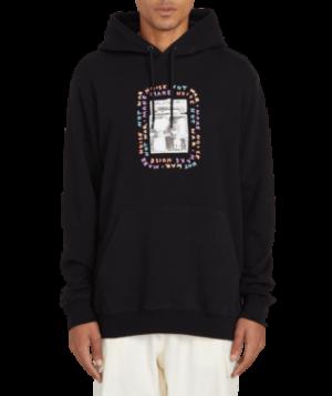 hoodie syds black logo