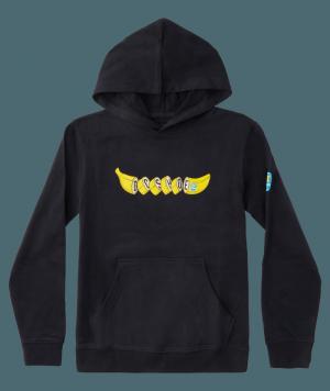 Boy-Hoodie banana logo
