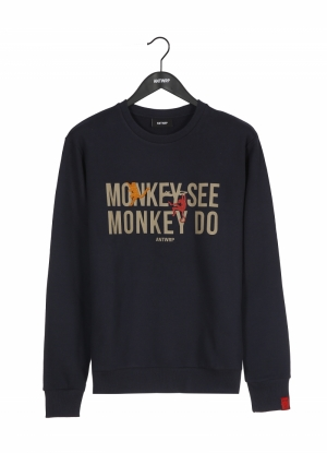Sweat Monkey see logo