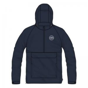 Jacket authentic checker logo