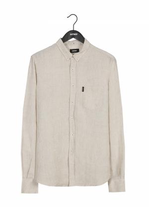 Shirt linen logo